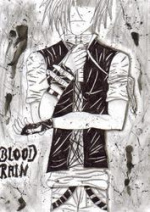 Cover: BLOOD RAIN (16+)