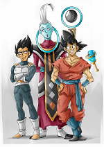 Cover: Dragon Ball Super : Short Comics