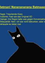 Cover: Batman - VERRÜCKT - Traum