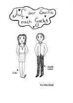 Cover: Auf Der Suche Nach Gackt