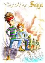 Cover: YaoiWar-Saga