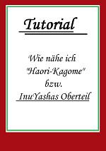 Cover: Näh-Tutorial (Inuyashas Gewand / Haori-Kagome)