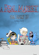 Cover: Final Fantasy XIV - A Real Market