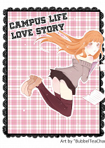 Cover: Campus Life Love Story