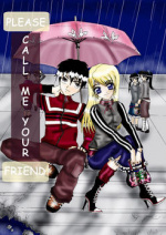 Cover: Please call me your friend