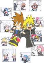Cover: Sora und die Orga-Kutties oder Jeder hat so seine Probleme