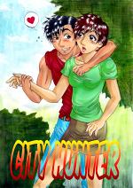 Cover: City Hunter; ♥Alles wegen des blauen Slips♥