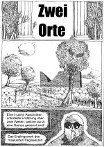 Cover: Zwei Orte