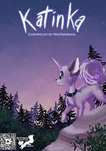 Cover: Katinka - Chronicles of NeoPaneruga