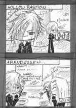 Cover: Kingdom Hearts 5~Step Comic Collection