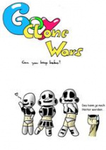Cover: Gay Clone Wars