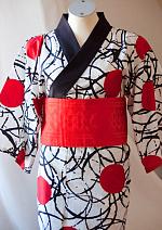 Cover: einen Kimono nähen (vereinfacht)