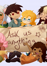 Cover: Ask us Anything!