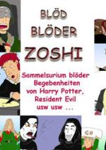 Cover: BLÖD - BLÖDER - ZOSHI