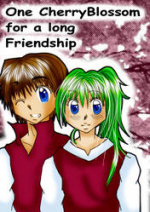 Cover: One CherryBlossom for a long Friendship