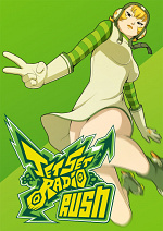 Cover: Jet Set Radio Rush
