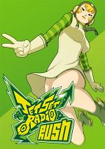 Cover: Jet Set Radio Rush