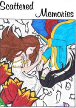 Cover: Scattered Memories- Verstreute Erinnerungen