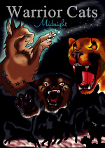 Cover: Warrior Cats - Midnight