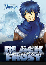 Cover: Black Frost Yaoi Special 16+ Beast of Night