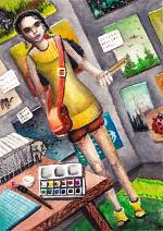 Cover: Murphys Gesetz für Zeichner