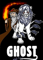 Cover: GHOST ( Connichi Beitrag )