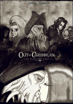 Cover: Out of the Caribbean - The Worlds End [  カリブ海のうち、-  ワールド·エンド  ]