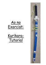 Cover: Ao no Exorcist Kurikara-Tutorial