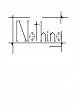 Cover: Nothing