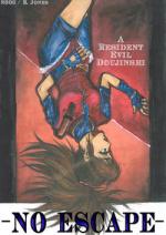 Cover: - NO ESCAPE - A Biohazard Doujinshi