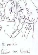 Cover: Ai no Lin (Liebe im Wald) und Rettung aus den Fängen von Orochimaru xD
