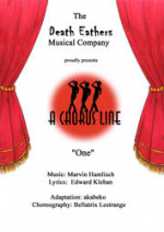 """Cover: A Death Eaters Chorus Line - """"One"""""""