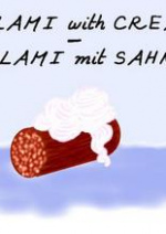 Cover: Salami with Cream - Salami mit Sahne