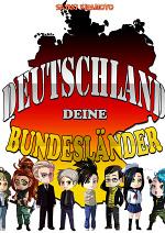 Cover: Deutschland-deine Bundesländer [ ドイツ、あなたの連邦州 ] (16+)