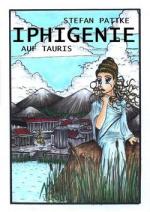 Cover: Iphigenie auf Tauris