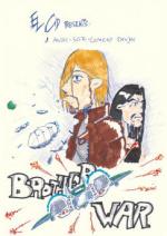 Cover: 'BROTHERWAR'
