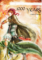Cover: 1000 years; Leseprobe