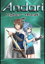 Cover: Andori- Cyber-Break