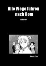 Cover: Paper Theatre 2: Alle Wege führen nach Rom