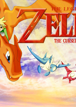 Cover: The Legend of Zelda: The Cursed Gods -Remake-