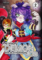 Cover: An ordinary demon with an extraordinary job