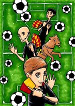Cover: Die Schiedsrichter-WG