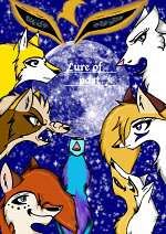 Cover: Lure of past Band 1 It starts