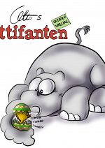 Cover: Ottifanten Ostern Special 2012