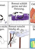 Cover: Bonsai der Obergrru