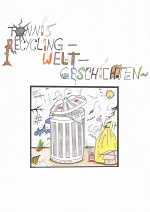Cover: Tonnis Recycling-Welt-Geschichten~
