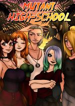 Cover: Mutant High School