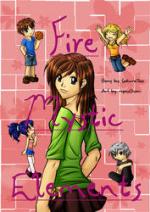 Cover: ~*Five mystic Elements*~