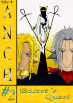 Cover: ~*۞ ANCH ۞*~ - Bastet´s Quest BAND II