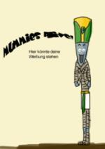 Cover: Mummies Alive! - Hier könnte deine Werbung stehen